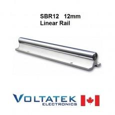 SBR12 12mm Linear Guide Rail for SBR12UU Block for CNC Machine