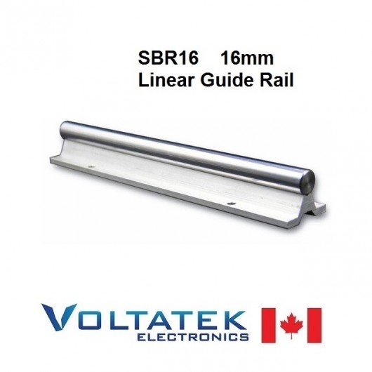 SBR16 16mm Linear Guide Rail for SBR16UU Block for CNC Machine