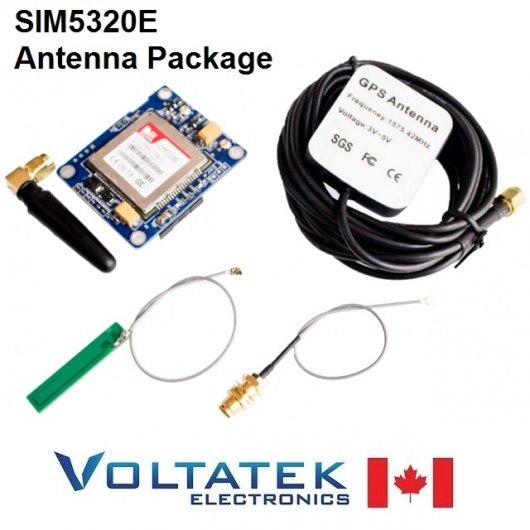 SIM5320 3G Module GSM GPRS GPS SIM5320E
