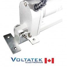 H Type Bracket for Linear Actuator with 6mm Hole Diameter