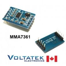 MMA7361 Angle Sensor Accelerometer Inclination module