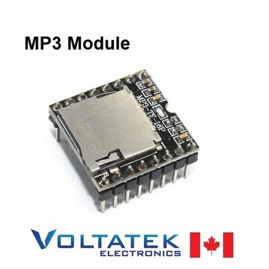 Mini MP3 Player Module Micro SD Card U Disk Board DFPlayer