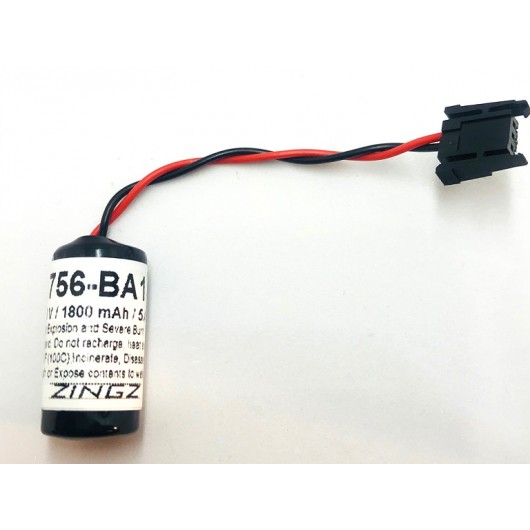 1756-BA1 Replacement for Allen-Bradley ControlLogix/FlexLogix Battery Assembly