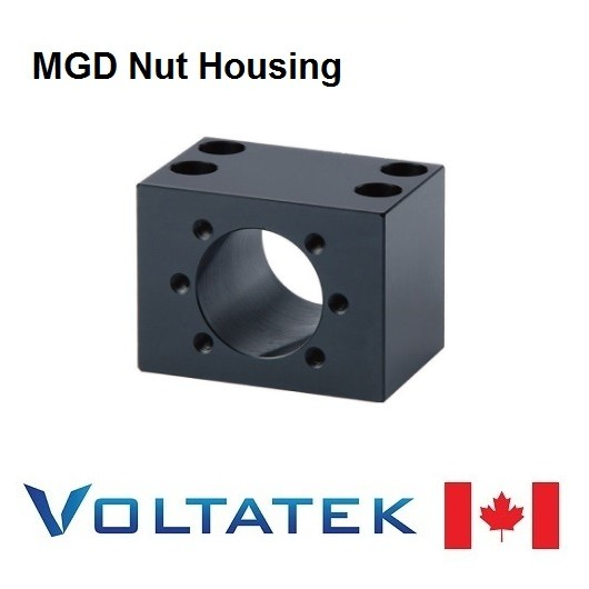 MGD Nut Housing Bracket for Ball Screw