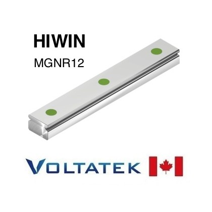 HIWIN MGNR12C 12mm Linear Guide Rail for MGN12 blocks
