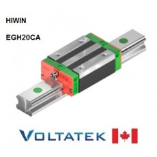 HIWIN EGH20CA Sliding Block for 20mm Linear Guide Rail (EGR20) for CNC