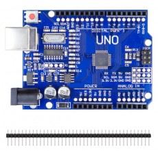 UNO R3 ATmega328P/CH340G Compatible with Arduino type B