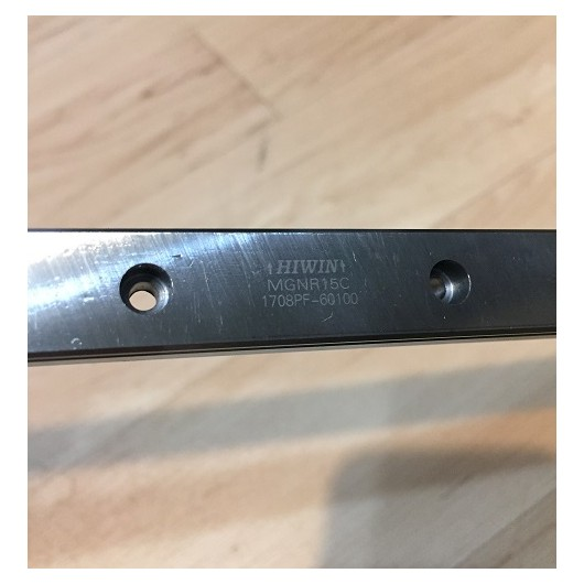 HIWIN MGNR15 15mm Linear Guide Rail for MGN15 blocks