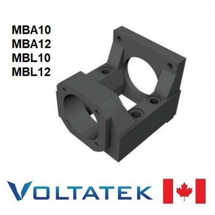 MBA10 MBA12 MBL10 MBL12 Motor Mounting Bracket for Ball Screw support