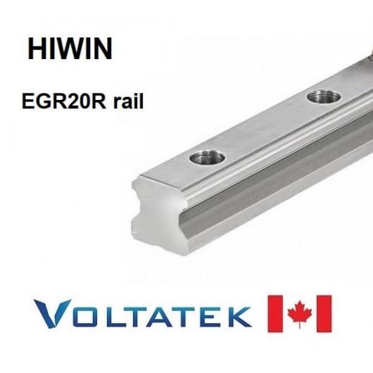 HIWIN EGR20R 20mm Linear Guide Rail