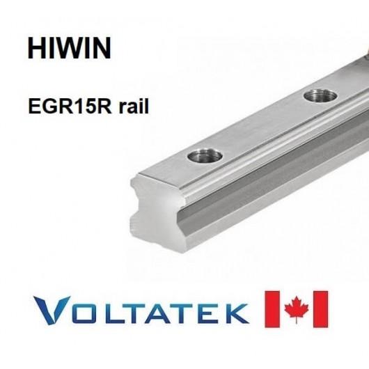 HIWIN EGR15R 15mm Linear Guide Rail