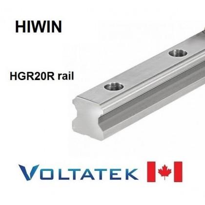 HIWIN HGR20R 20mm Linear Guide Rail for CNC Machine HGR20