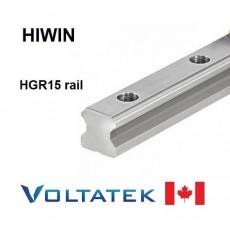 HIWIN HGR15R 15mm Linear Guide Rail for CNC Machine HGR15