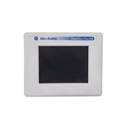 Allen-Bradley 2711P-T6C20D PanelView Plus 600 5.5 Inch Color Display, Ethernet