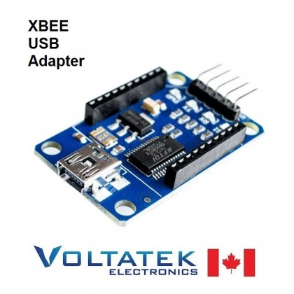 XBee USB Adapter with USB Cable