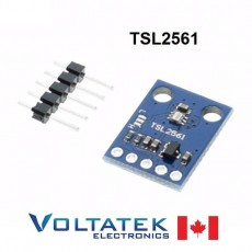 TSL2561 Light Luminosity Sensor Module I2C Serial