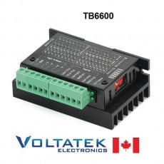 TB6600 Stepper Motor Controller 9-42V 4A TTL Micro-Step for CNC Axis