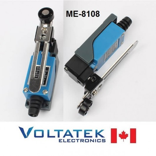 ME-8108 Limit Switch Adjustable Rotary Arm