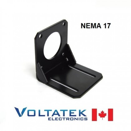 Nema 17 Stepper or Servo Motor Mounting Bracket 42mm