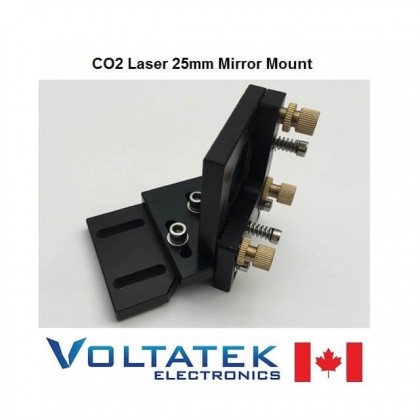25mm Mirror Mount Holder for CO2 Laser Engraving Machine