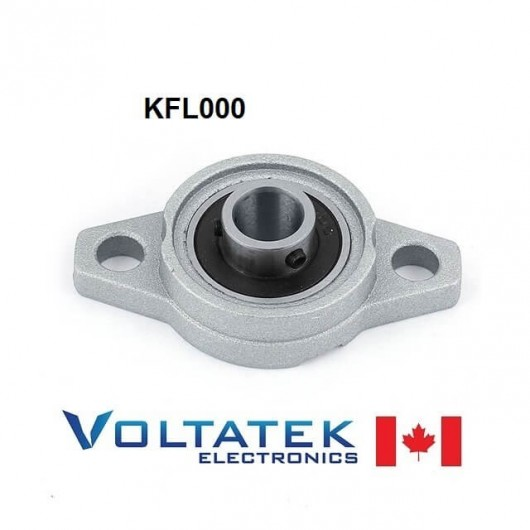 KFL000 10mm Pillow Block Bearing Flange KFL10 FL000 K000