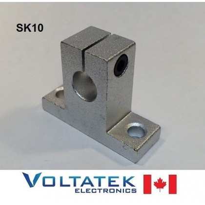SK10 10mm Shaft Support Linear Rail CNC Router 3D Printer
