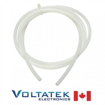 PTFE Filament Tube 2mm/4mm 1 meter for 3D Printer