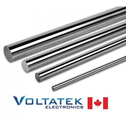 8mm Diameter Linear Shaft Rod for 3D Printer Bearings