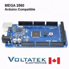 Mega 2560 Arduino Compatible Board MEGA2560 R3 ATmega2560-16AU CH340G USB