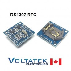 DS1307 I2C RTC AT24C32 Real Time Clock Module Raspberry Pi Arduino