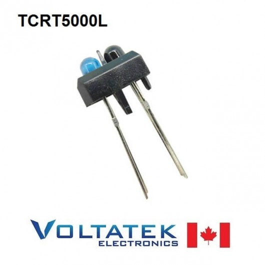 TCRT5000L Reflective Optical Sensor Infrared IR switch