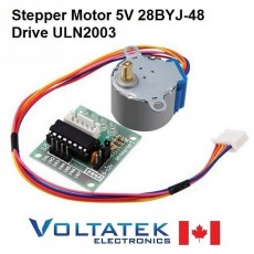 28BYJ-48 Stepper Motor 5V with Drive ULN2003 5 line 4 phase