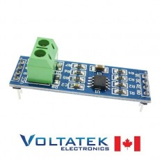 TTL to RS-485 MAX485 Converter Module