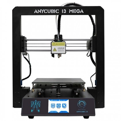 Anycubic I3 MEGA 3D Printer in Full Metal