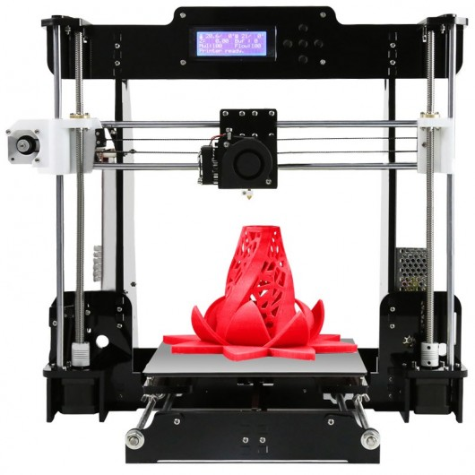Anet A8 3D Printer with Auto Leveling option