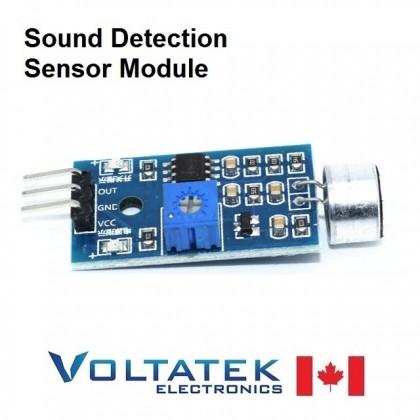 Sound Detection Sensor Module