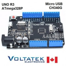 UNO R3 ATmega328P/CH340G Compatible with Arduino
