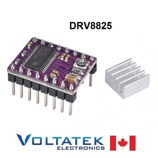 DRV8825 Stepper Motor Driver Module