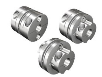 SGS-C motor shaft disc coupling