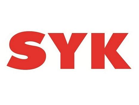 SYK linear motion company logo