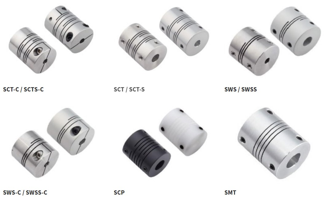 flexible shaft motor couplings