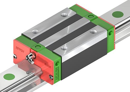 EGH GUIDE LINEAR RAIL BLOCK MOTION