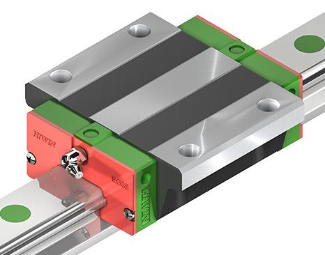 EGW GUIDE LINEAR RAIL BLOCK MOTION