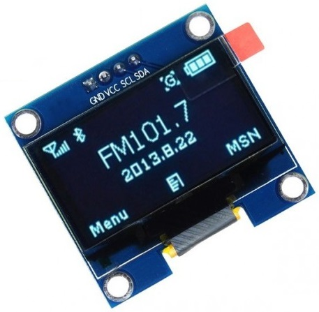 LED & OLED & Character Displays