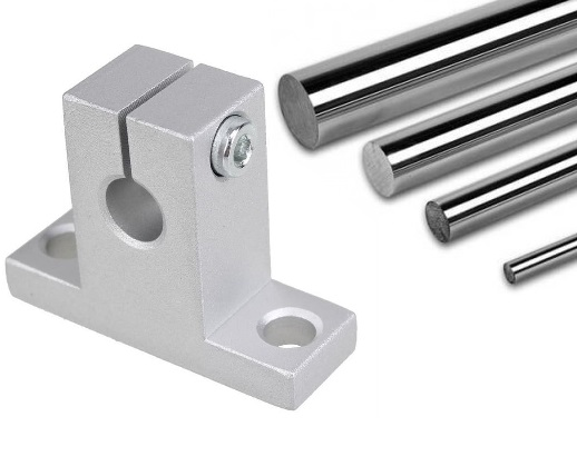 Linear Shafts & Supports