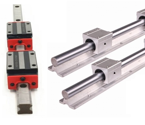 Linear Blocks & Guides