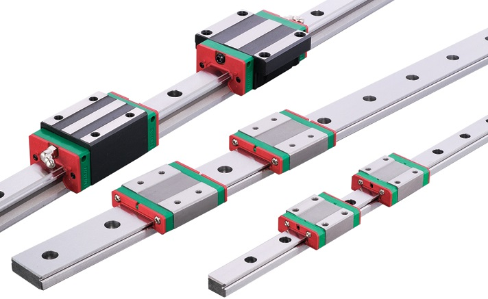 hiwin linear motion guide rails blocks